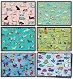 48 Blank Cards with Envelopes Bulk - Assorted Animal All Occasion Greeting Cards - Includes Blank Note Cards, Envelopes, Stickers & Box - Perfect for Thank You Notecards, Birthday, Kids Stationary Set