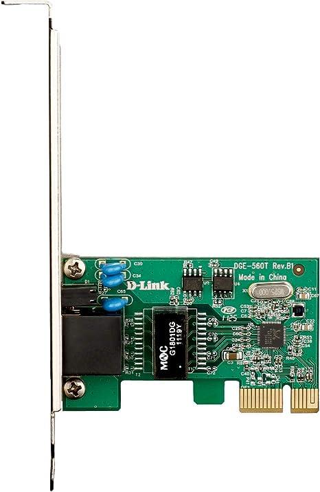 D Link Pci Express Gigabit Ethernet Netzwerkadapter Computer Zubehör
