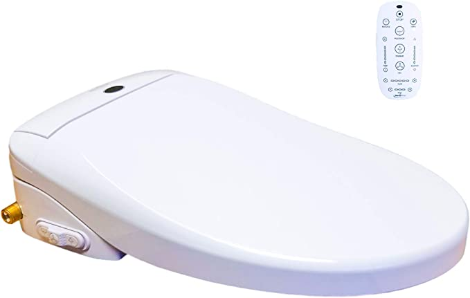 Genie Bidet Electric Heated Bidet Smart Toilet Seat