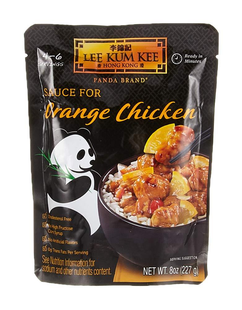 Panda Max 76% OFF Nashville-Davidson Mall Sauce For Mandarin 8 Ounce Chicken Orange
