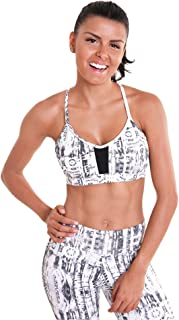 Liquido Active Women's Ella Bra II Black Mamba Small