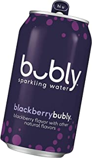 Sparkling Water, Blackberry, 12 Ounce, 18 Ct — 1
