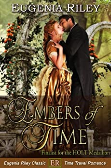 EMBERS OF TIME by [Eugenia Riley]