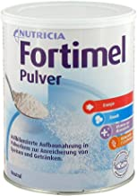 FORTIMEL POWDER NEUTRAL building dietary – 670 g Estimated Price : £ 26,57