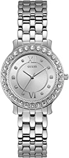 Guess W1062L1 Silver One Size