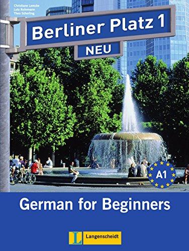 Treffpunkt D-A-Ch Cultural Reader and Exercise Booklet Berliner Platz 1 Neu