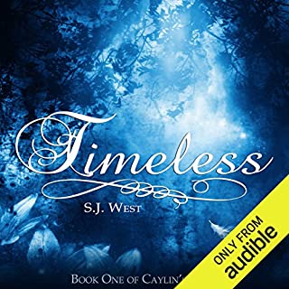Timeless     Caylin's Story, Book 1              By:                                                                                                                                 S. J. West                               Narrated by:                                                                                                                                 Brittany Pressley                      Length: 7 hrs and 17 mins     183 ratings     Overall 4.7
