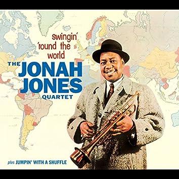 Jonah Jones Masterworks. Swingin' 'Round the World / Jumpin' with a Shuffle