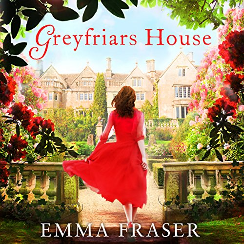 Greyfriars House audiobook cover art