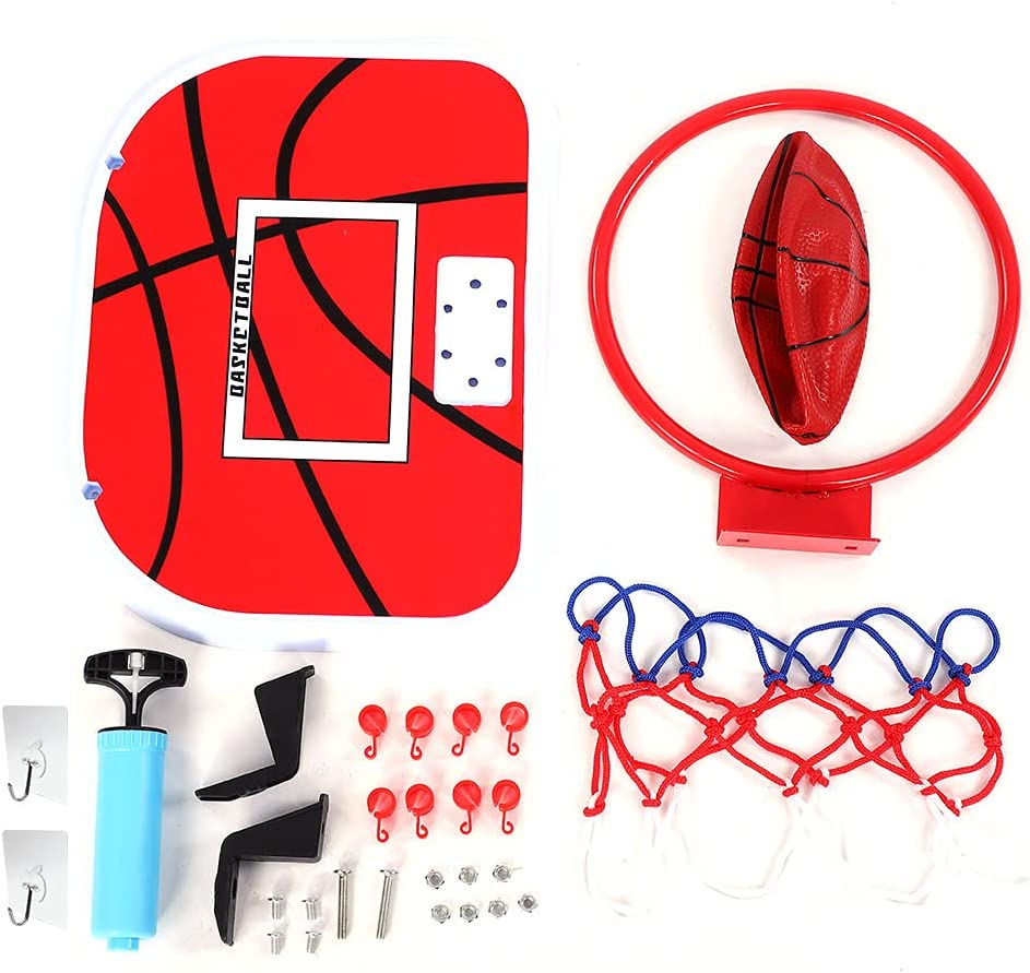 Velaurs Super sale Mini Basketball Toy Adjustable Special Campaign Durable Chil