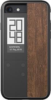 【Oaxis 】 Inkcase IVY for iPhone 7/8 ケース アイフォンケース スマホケース スマホカバー 防水防塵 耐衝撃 時計 日時 リマインダー 壁紙 電子書籍 電子ブック リーダー E-reader ローズウッド