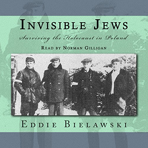Invisible Jews audiobook cover art