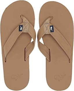 16c20c44b66afe Men s Vineyard Vines Flip Flops + FREE SHIPPING
