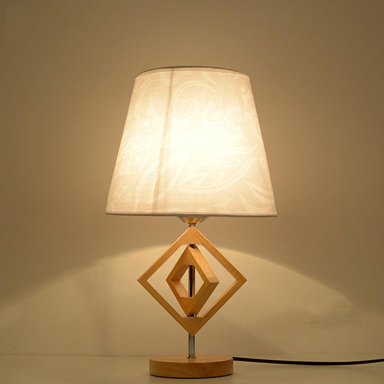 &Leselicht Massivholz Tischlampe, Studie Lesen Schlafzimmer Bedside Bedside Bedside Wohnzimmer Warmes Licht ( Farbe   B ) B078Y5X6PX   Neuartiges Design  9b376e