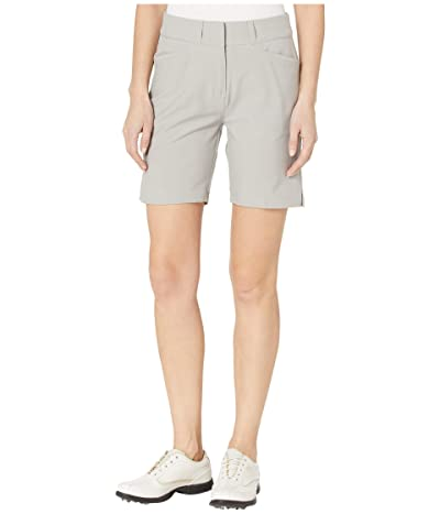 adidas Golf 7 Shorts (Medium Solid Grey) Women