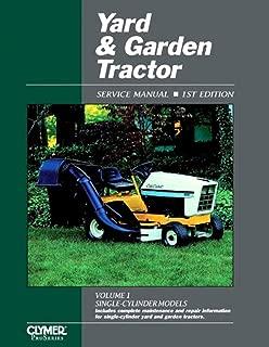 Simplicity Broadmoor 707 Lawn and Garden Tractor Service Manual (IT Shop)