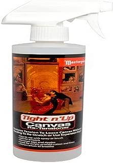 Masterpiece Artist Canvas Tight-n-Up Canvas Retensioner Spray, 16-Ounce (9872)
