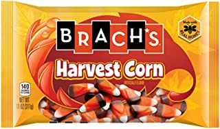 Brach's Harvest (Indian) Candy Corn - 11 ounce Bag (3 Pack)