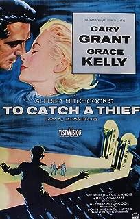 Posterazzi DAP18335 Grace Kelly - to Catch a Thief Movie Poster Photo Print, 8 x 10, Multi