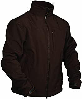 STS Ranchwear Men's Young Gun Softshell Jacket XXXX-Large Brown