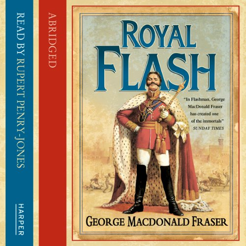 Royal Flash cover art