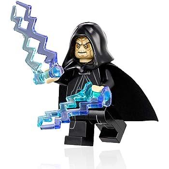 Amazon Com Lego Star Wars Emperor Palpatine Minifigure Exclusive 75093 Toys Games