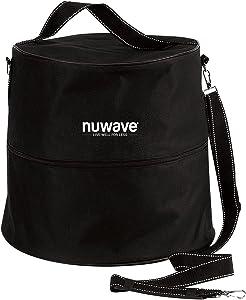 NuWave Carrying Case for the NuWave Oven, Brio Digital Air Fryer, Primo Grill Oven & Nutri-Pot Digital Pressure Cooker