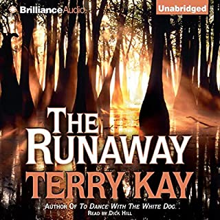 The Runaway audiobook cover art