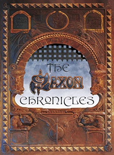 The Saxon Chronicles (2Dvd+Cd)