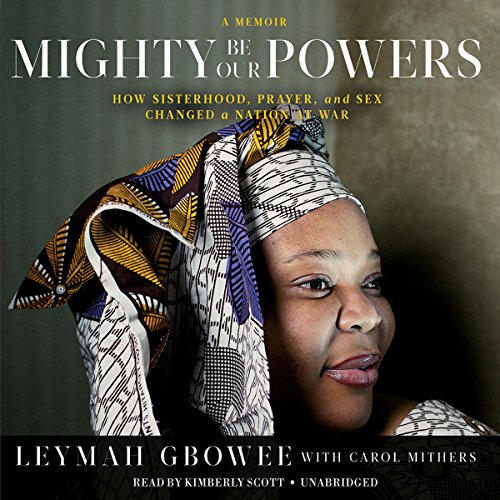 Mighty Be Our Powers audiobook cover art
