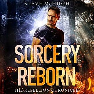 Sorcery Reborn cover art