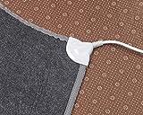 infactory Heizteppich: Beheizbare Infrarot-Fußboden-Matte, Vliesstoff, 105x55cm, 60 °C, 155 W (Fussbodenmatte) - 6