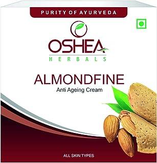 OSHEA Almondfine Anti Ageing Cream for Normal Skin type 50 G (White)