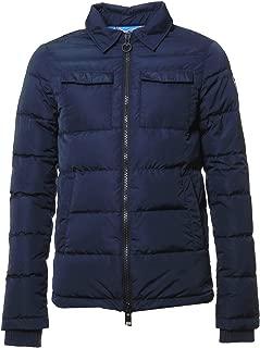 Rossignol Luxury Fashion Mens RLFMJ24715 Blue Down Jacket   Season Permanent