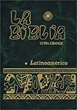 LA BIBLIA Latinoamericana(2005)(Letra Grande)