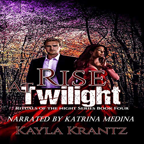 Rise at Twilight audiobook cover art