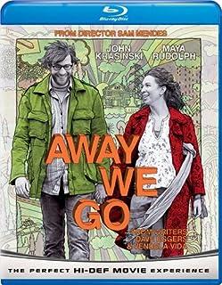 Away We Go [Reino Unido] [Blu-ray]