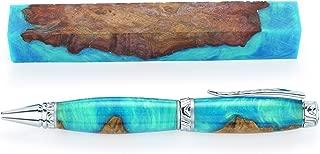 Fiji Pen Blank Pacific Blue