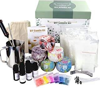 DIY Candle Making Kit Supplies, DIY Candle Making Set for Scented Candles Art and Craft Supplies