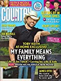 Toby Keith l Montgomery Gentry l James Otto l Keith Urban & Nicole Kidman - August 11, 2008 Country Weekly