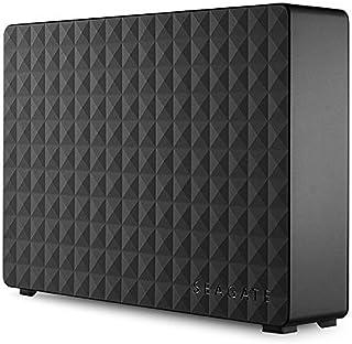 Seagate Expansion Desktop, zewnętrzny dysk twardy 3 TB, 3,5 cala, USB 3.0, PC, notebook, Xbox & PS4, z 2 letnią gwarancją ...