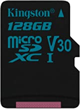 Kingston 128GB MICROSDXC Canvas Go