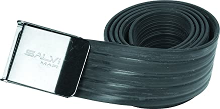 SalviMar Elastic Weight Belt with Stainless Buckle