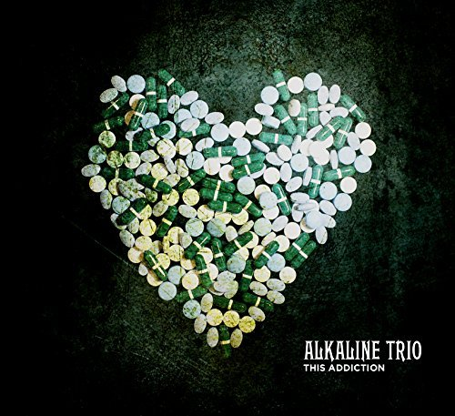 This Addiction (Deluxe CD + DVD) by Alkaline Trio (2010-02-23)