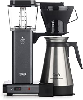 Technivorm Moccamaster KBT Coffee Brewer, 40 oz, Stone Grey