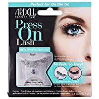 Ardell Press On Lashes with Adhesive Pipette - 109 Black