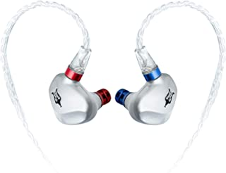 Meze Rai Solo Wired In-Ear Monitor Headphones | Noise Isolating Wired Earbuds | Ergonomic Premium Metal Earphones photo