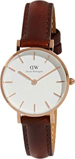 Daniel Wellington Women's Watch Classic Petite St Mawes White 28mm