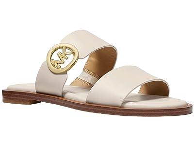 MICHAEL Michael Kors Summer Sandal (Light Cream) Women