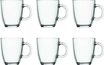 Bodum Coffee Mug Bistro, Transparent, 11239-10-2